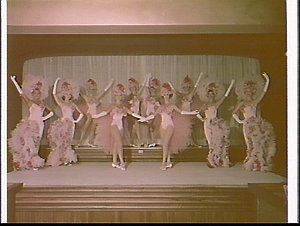 Showgirls, Menzies Hotel