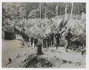 [New Guinea, military operations - United States Forces]