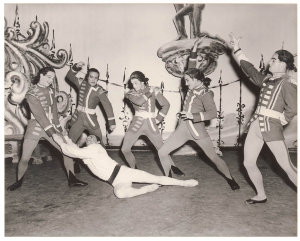 Royce Rees collection of Sydney theatre photonegatives, 1946-1967