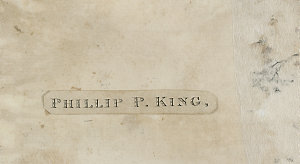 Phillip Parker King album of drawings and engravings, 1802-1902