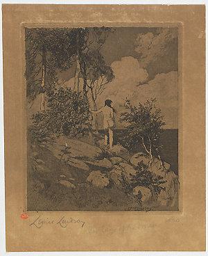 Volume 01: Lionel Lindsay prints, 1907-1920