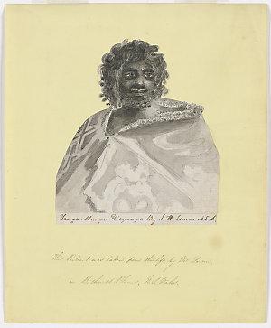 Yango Mungo Y'eyango / J.W. Lewin A.L.S.