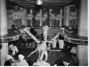 Sammy Lee and Reg Boom's Latin Quarter Theatre Restaurant (nightclub), Sydney