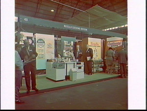 Food and catering trade fair, Sydney Showground