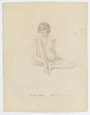 Item 01: O.ra.maa, a native of Hunter region N.S.W., 1801 / by John William Lewin