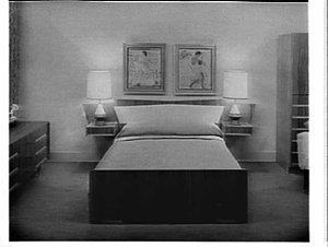 Furniture exhibits, Grace Bros.