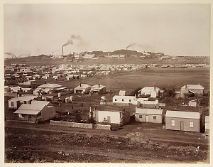 Views of Broken Hill, N.S.W., 1888-1891 / photographed by George Jenkinson