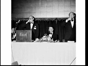 Chamber of Manufactures Annual Dinner 1978, Wentworth Hotel