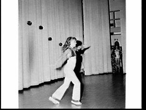 Children's Christmas ballet concert 1976, St. Marys