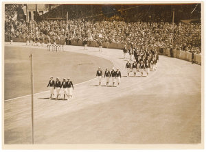 Hood Collection part II : [Empire Games in Sydney for Sesquicentenary, 1938]