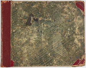 G. Hamilton : album of sketches, ca. 1836