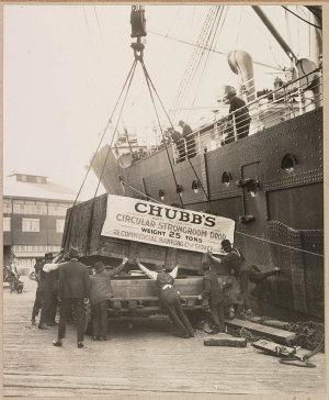 Chubb Australia Ltd. - photographs, ca. 1890s-1960s