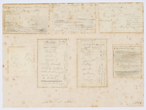 Collection : Melbourne drawings, 1861-1901 / William Strutt