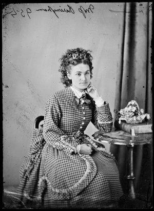 Miss [Priscilla Edith ?] Everingham
