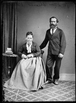 Mr & Mrs [Gaspar ?] Shearer