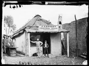 J. Kennedy, Practical Tailor, Hill End