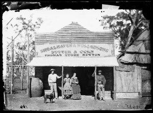Thomas Newton's Shoalhaven & Wollongong Butter & Corn Store, Home Rule