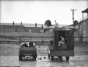 Mobile address system, 2nd Military District Base