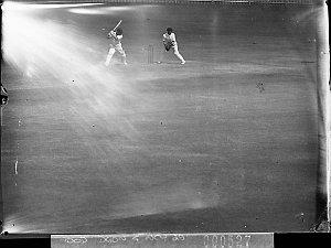 Sheffield Shield cricket at the S.C.G.