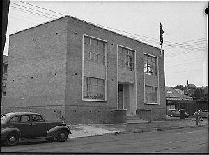 Main Roads Board Building, Darby Street, Newcastle