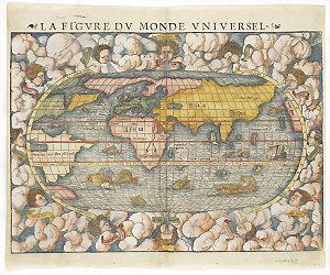 La figure du Monde Universel / [Sebastian Munster] ; David Kandel.