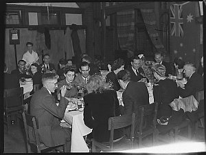 Federated Ironworkers' dinner
