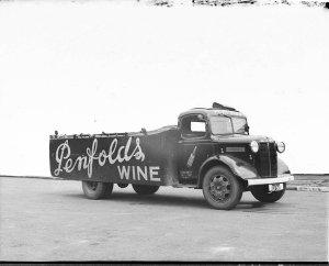 Penfold's truck