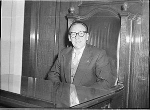 Shortland County Council election: Cr. Skelton, Chairman