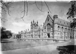 Great Hall and Main Building, Sydney University