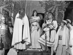 Fuller-Gonsalez company's production of Bellini's opera Norma, St. James Theatre