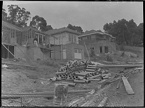 Housing project, Adamstown Heights