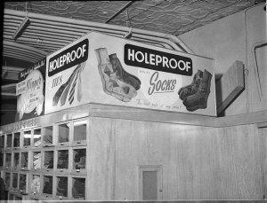 Holeproof displays