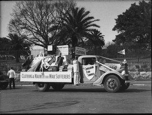 National Displays lorries (Mr Wilson)
