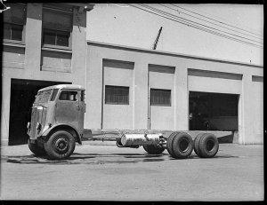 Mammoth chassis, Peter's Ice Cream