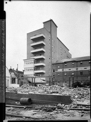 St Vincents Hospital, nurses quarters (for Building Publishing Co)