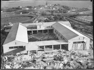 Building Asbestos Products factory at Bunnerong