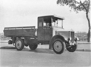 J. Liggins' Albion trucks