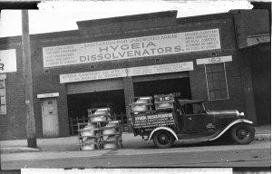 Hygeia Dissolvenator Co (taken for Mr Black)