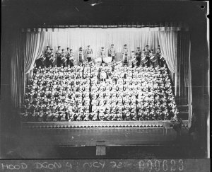 Adelaide Boys' Band at the Prince Edward Theatre