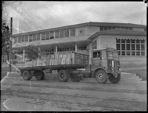 N.Ormsby & Sons' AEC truck