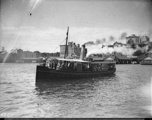 """Steam ferry """"Premier"""""""