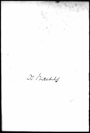 Volume 099: Autograph letters of Governors, the fourth Earl of Belmore, 1868-1869