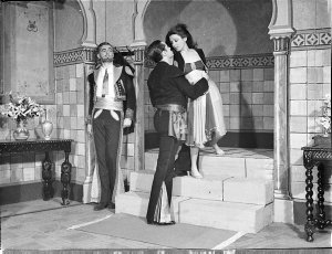 """""""The Squall"""", Theatre Royal (photo call)"""