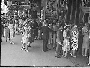 "Liberty Theatre premiere; ""Green Dolphin Street"""""