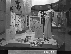"Promotion for the ""Ziegfeld Girl"" (taken for M.G.M.)"