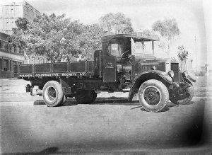 Miranda Co-operative Society Ltd. Albion truck of Mr A.E. Lye