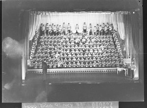 Adelaide Boys' Band at Prince Edward Theatre
