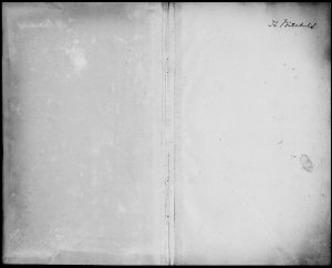 Volume 119: Scrapbook of invoices, letters, cards etc., 1883-1884