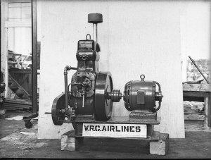 Engine (for W.R. Carpenter & Co.)