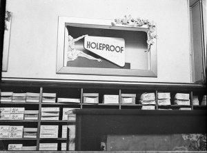 Holeproof display